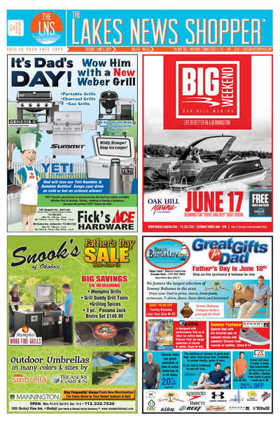 Lakes News Shopper - Jun 6, 2017