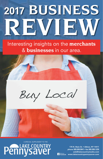 Lake Country Pennysaver - 2017 Business Review