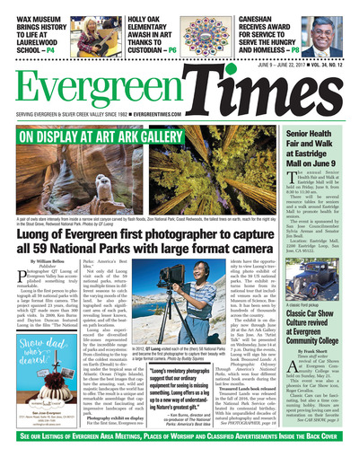 Evergreen Times - Jun 9, 2017
