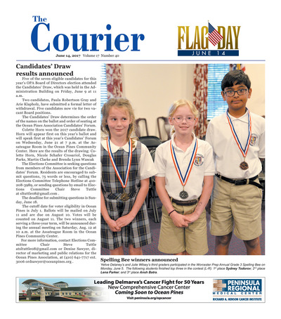 Delmarva Courier - Jun 14, 2017