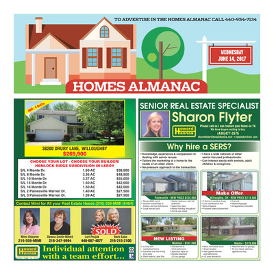News-Herald - Special Sections - Homes Almanac  - Jun 14, 2017