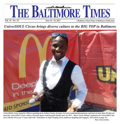 Baltimore Times - Jun 16, 2017