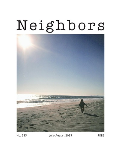Neighbors Paper - July-August 2015