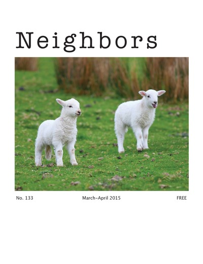 Neighbors Paper - March-April 2015