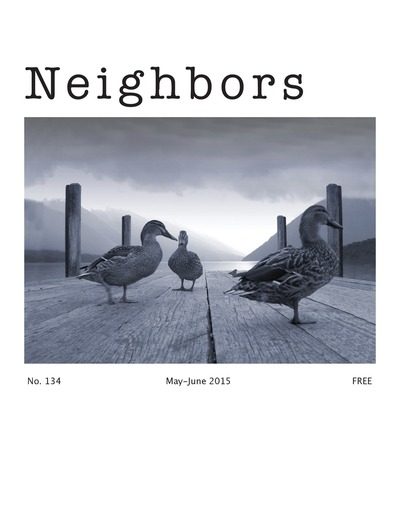 Neighbors Paper - May-June 2015