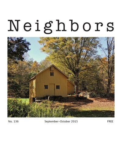 Neighbors Paper - September-October 2015