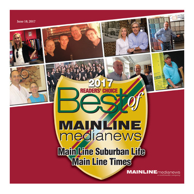 Mainline Media News Special Sections - Best of Mainline - 2017