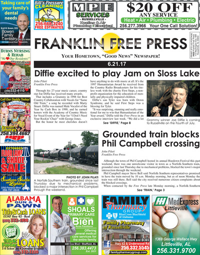 Franklin Free Press - Jun 21, 2017