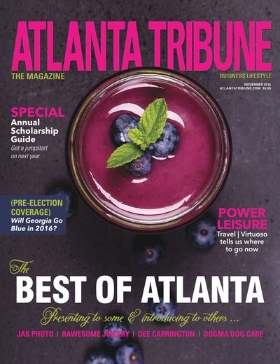 Atlanta Tribune - November 2015