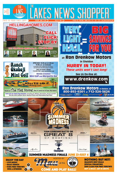 Lakes News Shopper - Jun 27, 2017
