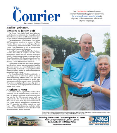 Delmarva Courier - Jul 5, 2017