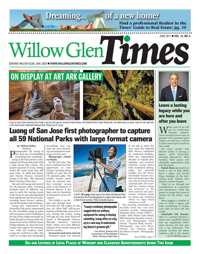 Willow Glen Times - June 2017