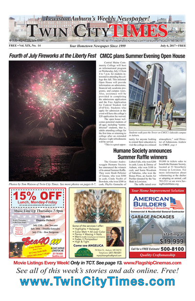 Twin City Times - Jul 6, 2017