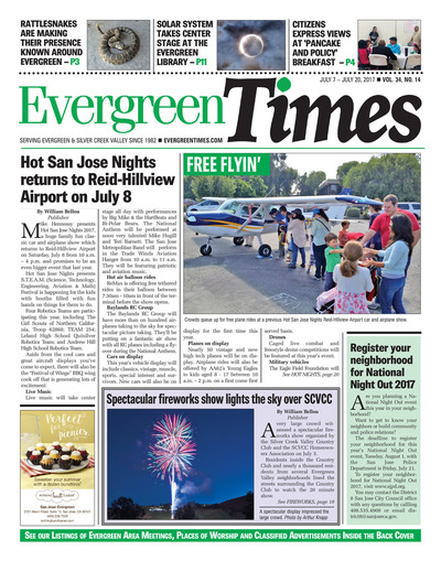 Evergreen Times - Jul 7, 2017