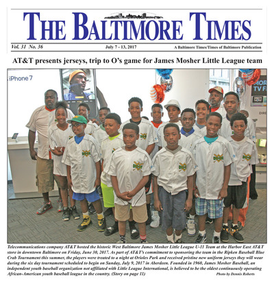 Baltimore Times - Jul 7, 2017