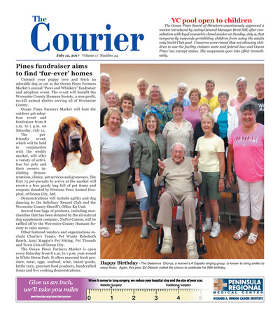 Delmarva Courier - Jul 12, 2017