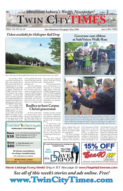 Twin City Times - Jun 4, 2015