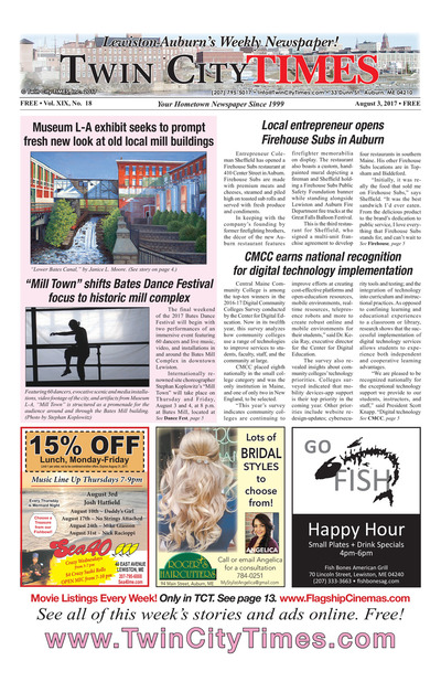 Twin City Times - Aug 3, 2017