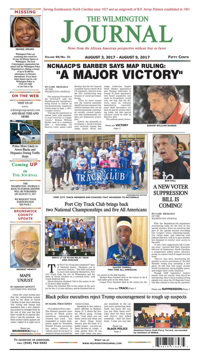 Wilmington Journal - Aug 3, 2017