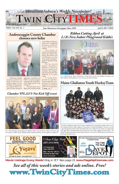 Twin City Times - Apr 9, 2015