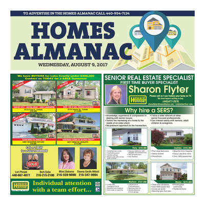 News-Herald - Special Sections - Homes Alamanac