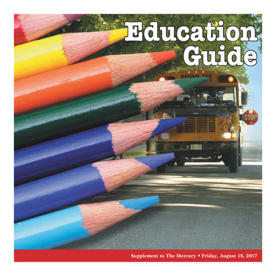 Pottstown Mercury - Special Sections - Education Guide