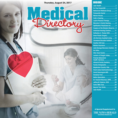 News-Herald - Special Sections - Medical Directory