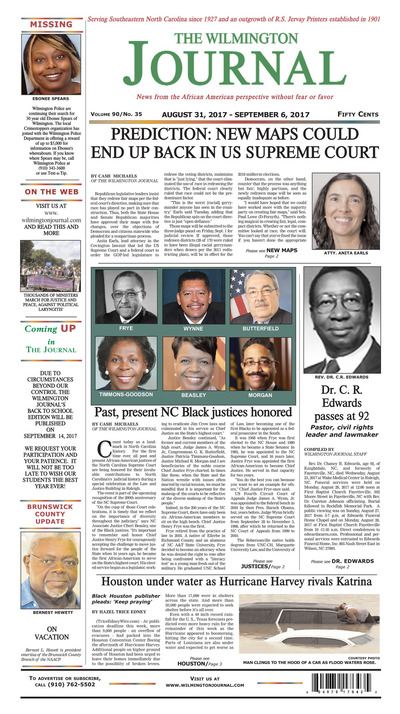 Wilmington Journal - Aug 31, 2017