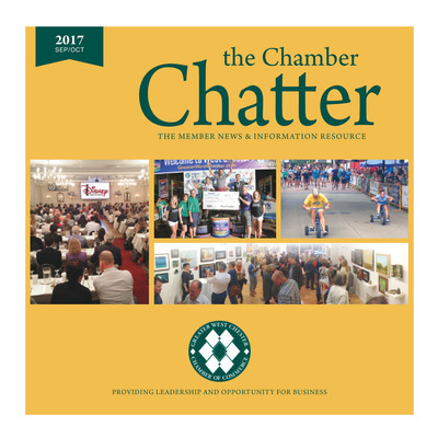 Daily Local - Special Sections - Chamber Chatter - Sept/Oct 2017