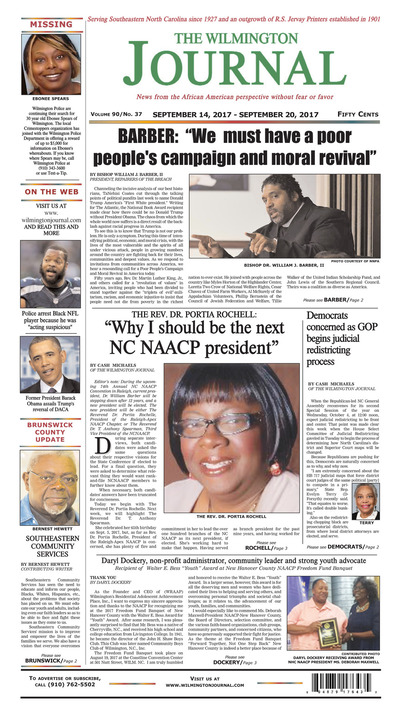 Wilmington Journal - Sep 14, 2017