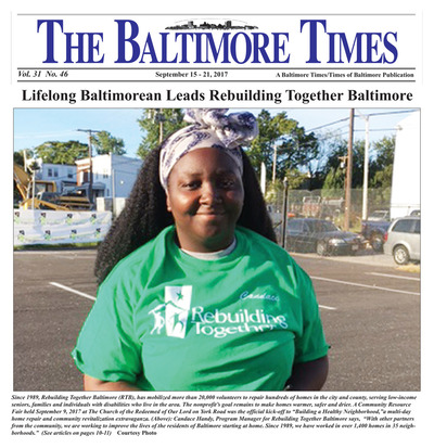 Baltimore Times - Sep 15, 2017