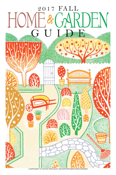 Northern Berks Merchandiser - 2017 Fall Home & Garden Guide