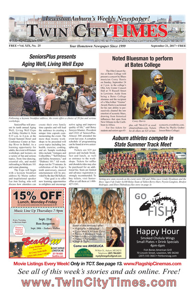 Twin City Times - Sep 21, 2017