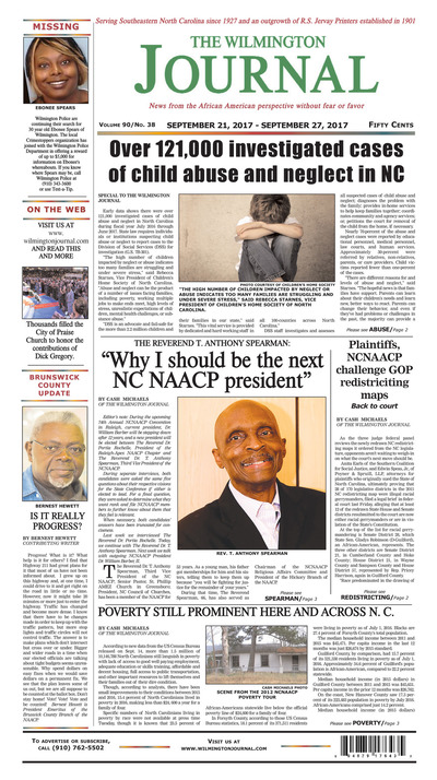 Wilmington Journal - Sep 21, 2017