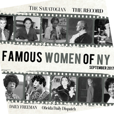 Saratogian - Special Sections - Famous Women of NY