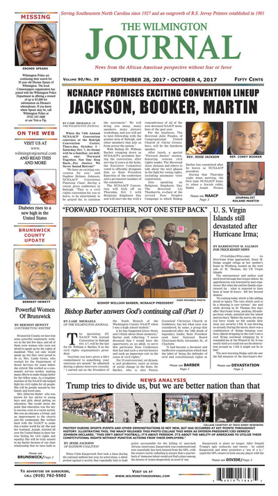 Wilmington Journal - Sep 28, 2017