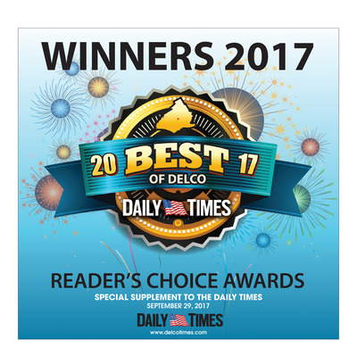 Delco Daily Times - Special Sections - 2017 Best of Delco
