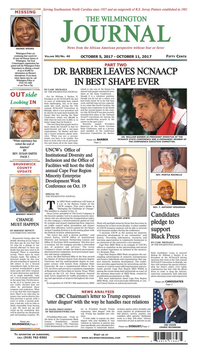 Wilmington Journal - Oct 5, 2017