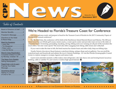 Community Papers of Florida - October 2017