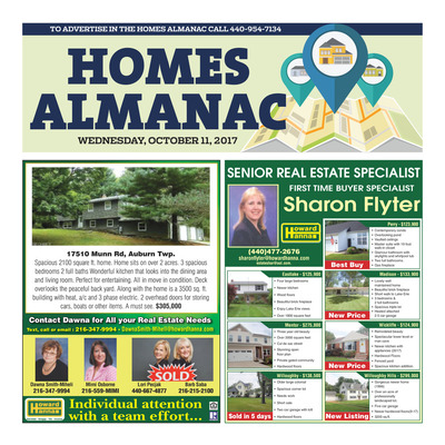 News-Herald - Special Sections - Homes Almanac