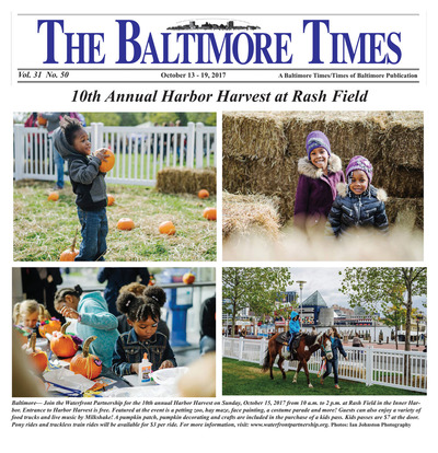 Baltimore Times - Oct 13, 2017