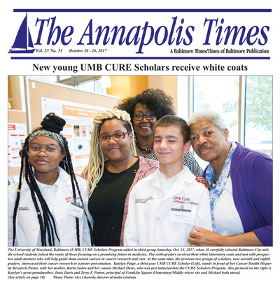 Annapolis Times - Oct 20, 2017