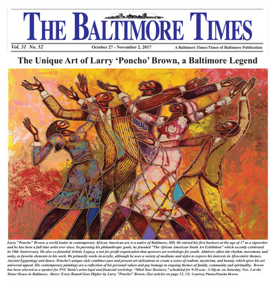 Baltimore Times - Oct 27, 2017