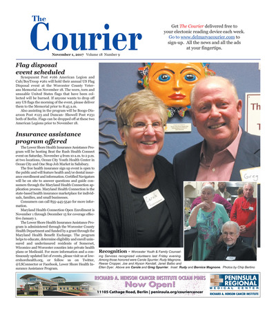 Delmarva Courier - Nov 1, 2017