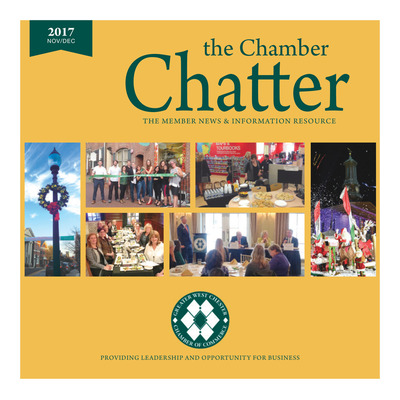 Daily Local - Special Sections - Chamber Chatter Nov - Dec 2017