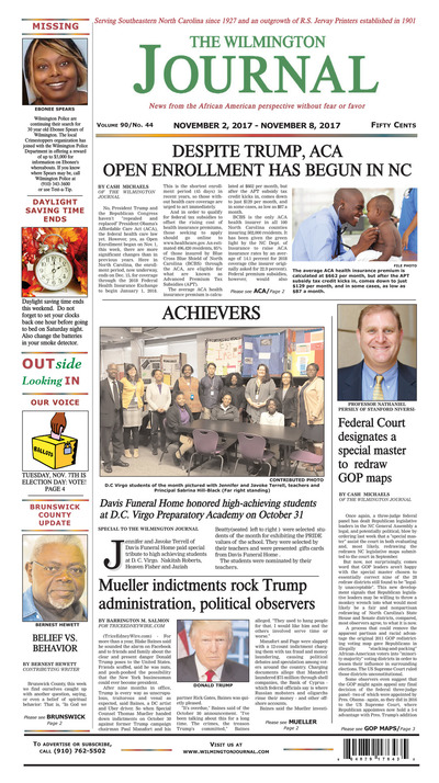 Wilmington Journal - Nov 2, 2017