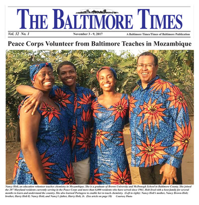 Baltimore Times - Nov 3, 2017