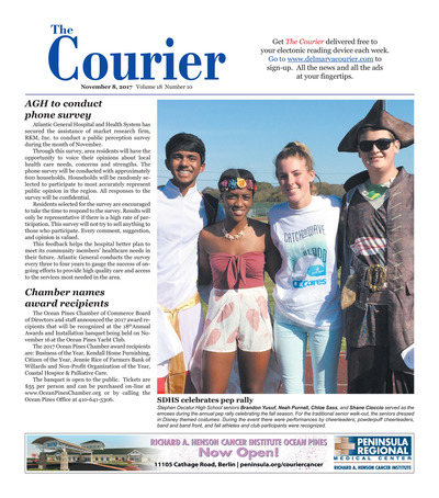 Delmarva Courier - Nov 8, 2017