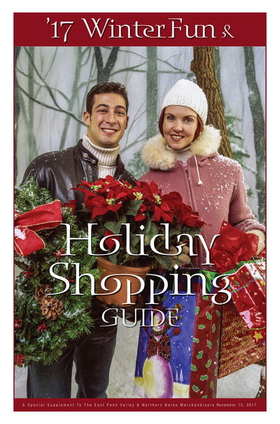 Northern Berks Merchandiser - Holiday Shopping Guide