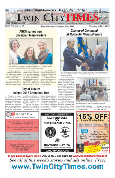 Twin City Times - Nov 16, 2017